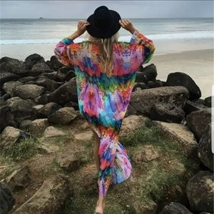 Other - 🆕 BEACH PRINT LONG WRAP